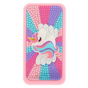 Pegasus Cell Phone Bling Makeup Set - Pink,