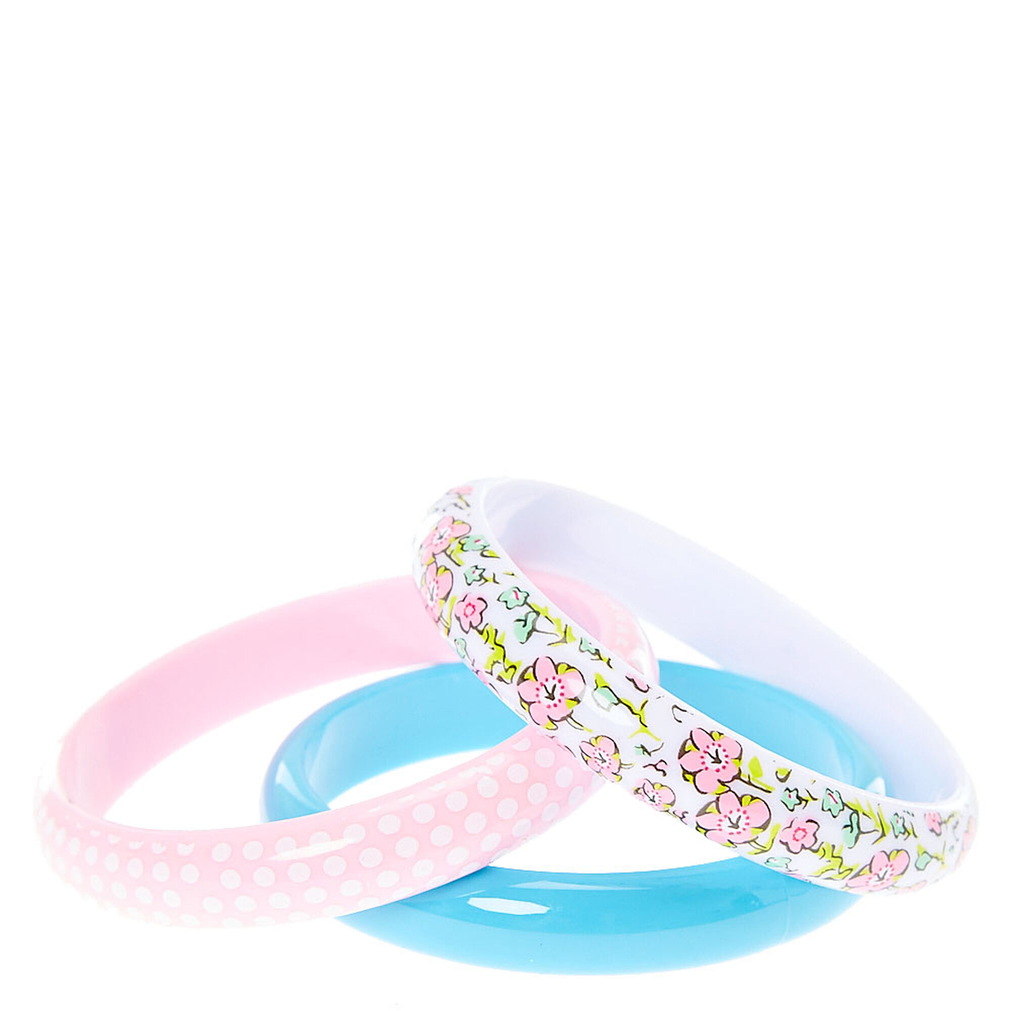 us bangles claire bracelets bangle wide s kids spring pastel