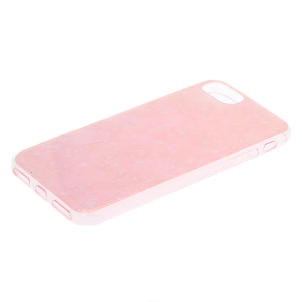 Claire's - iridescent shell phone case - 2