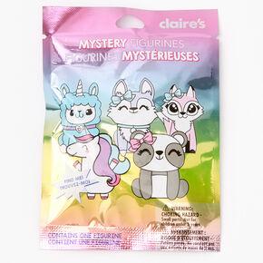 Pochette surprise figurine animal mystère - Couleurs pastel,
