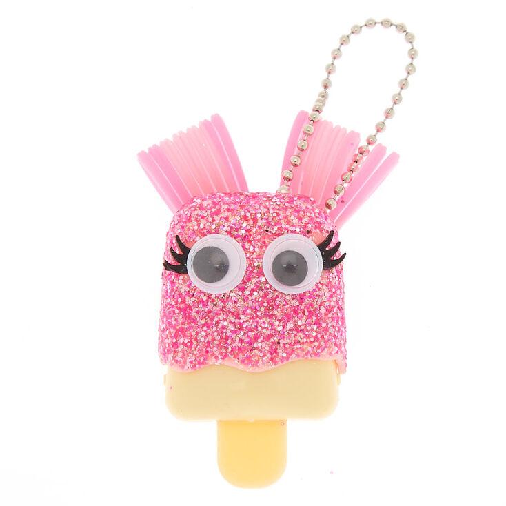 Pucker Pops Pink Glitter Pigtails Lip Gloss - Sugar Sweet,