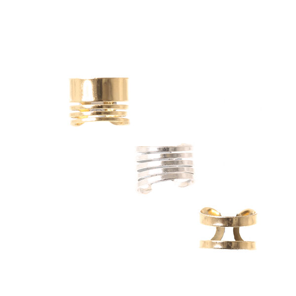 Claire's - ear cuffs - 3 pack - 1