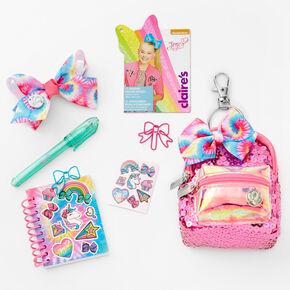 JoJo Siwa™ Tie-Dye Sequin Mini Diary Keychain - Rainbow,
