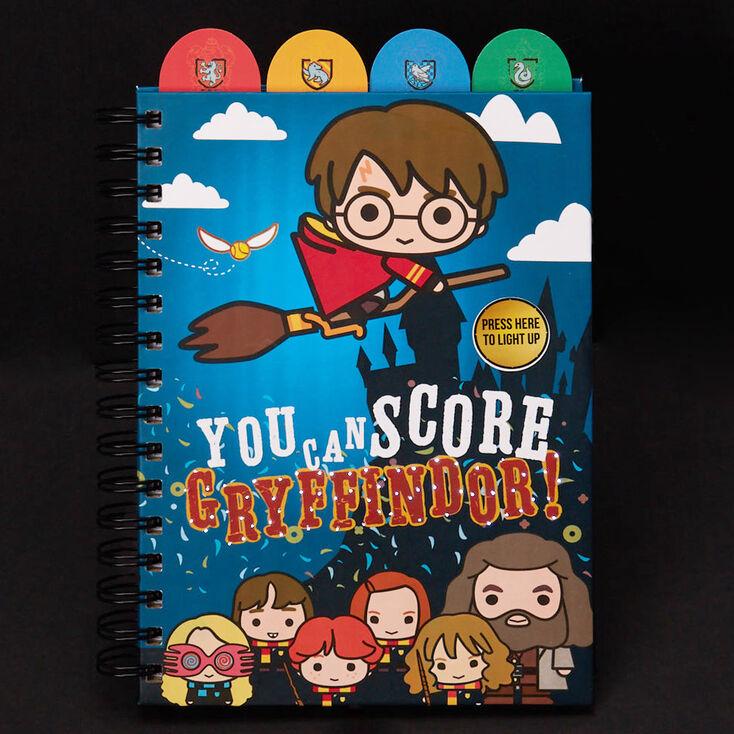 Harry Potter™ Light Up Divider Notebook,