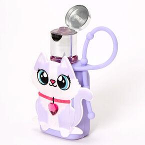 Purple Cat Hand Sanitizer,