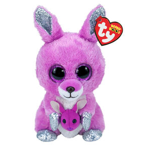 Ty Beanie Boo Small Rory the Kangaroo Soft Toy,