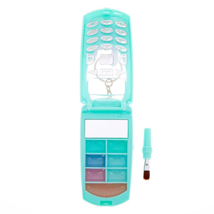 Jade the Bunny Bling Flip Phone Lip Gloss Set - Mint,