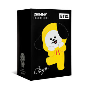 BT21© Chimmy Medium Plush Doll – Yellow,