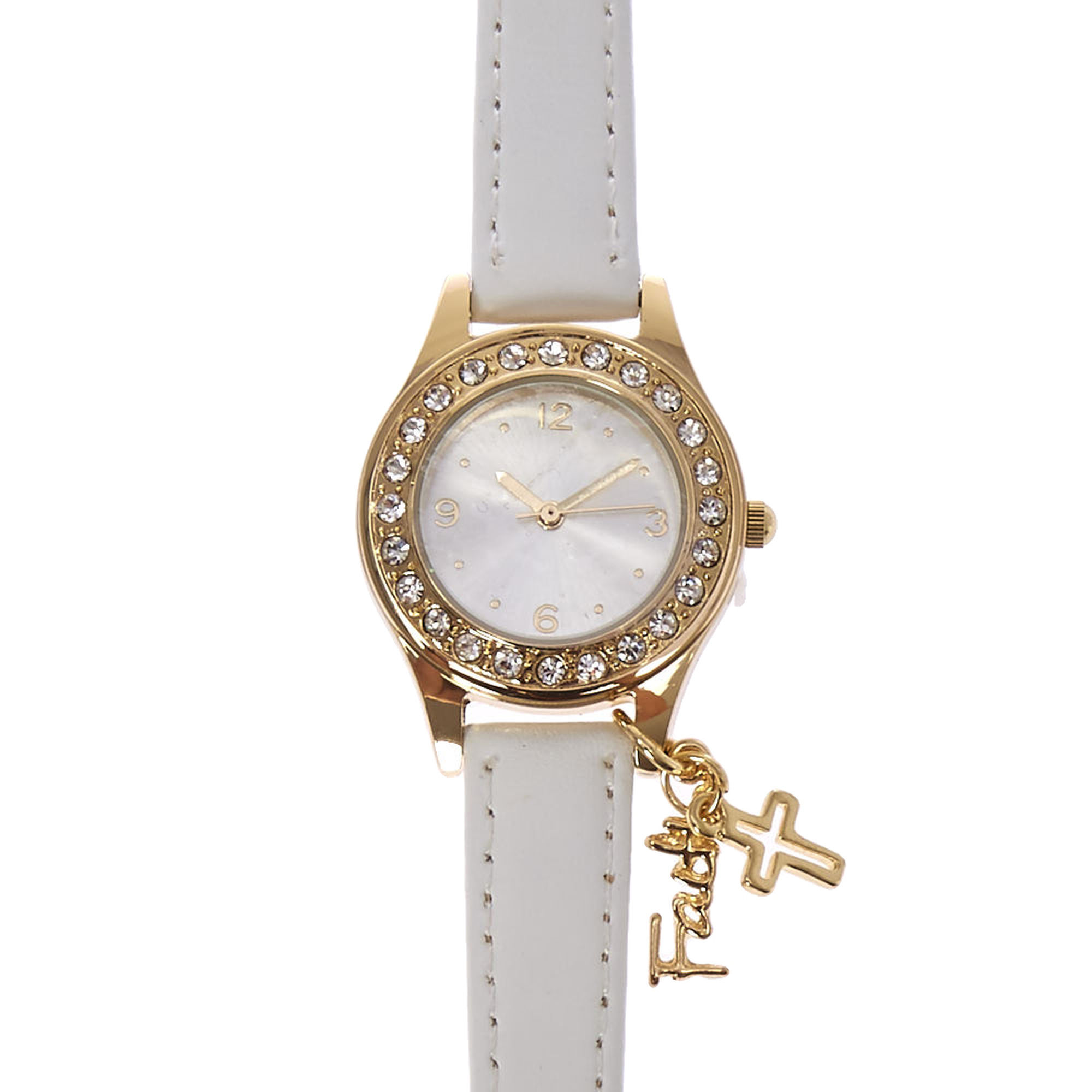watches blinds claire with faux the s watch charms white blind faith us for leather