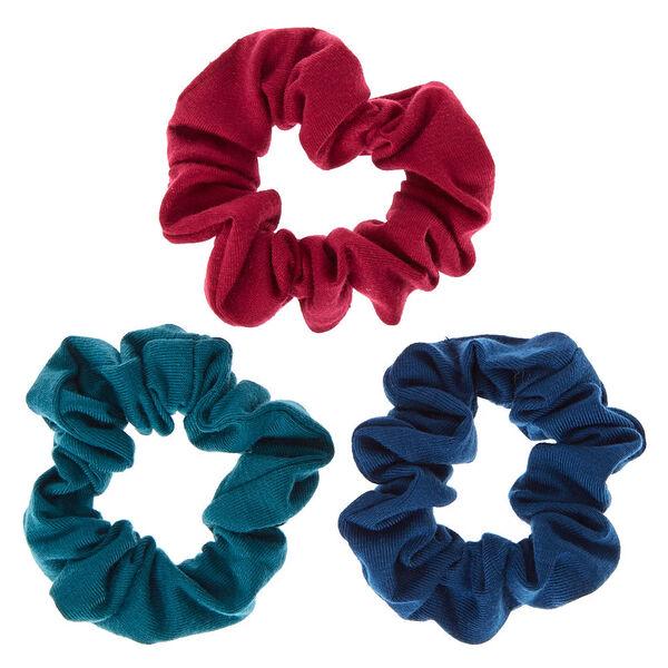 Claire's - school colours hair scrunchies - 1