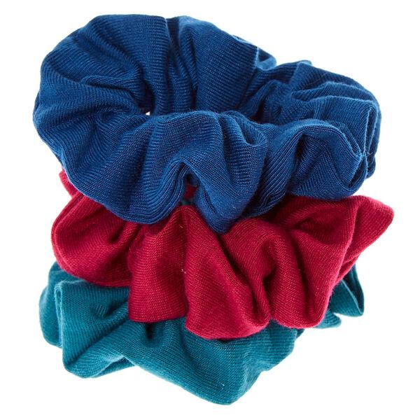 Claire's - school colours hair scrunchies - 2