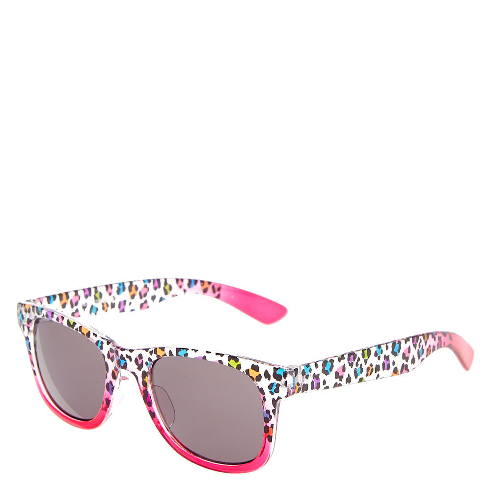 Claire/'s Club Kids Ombre Rainbow Sunglasses