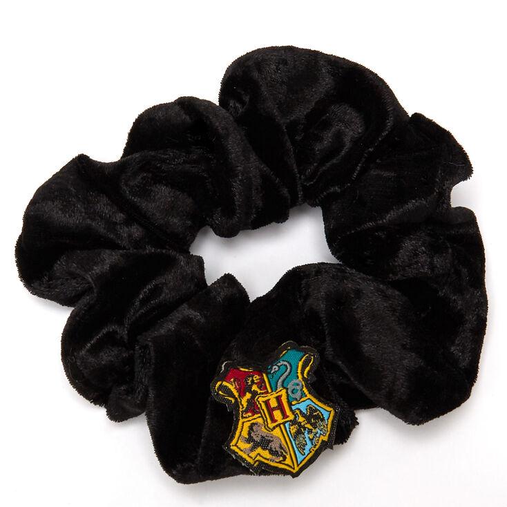Harry Potter™ Hogwarts Velvet Scrunchie – Black,