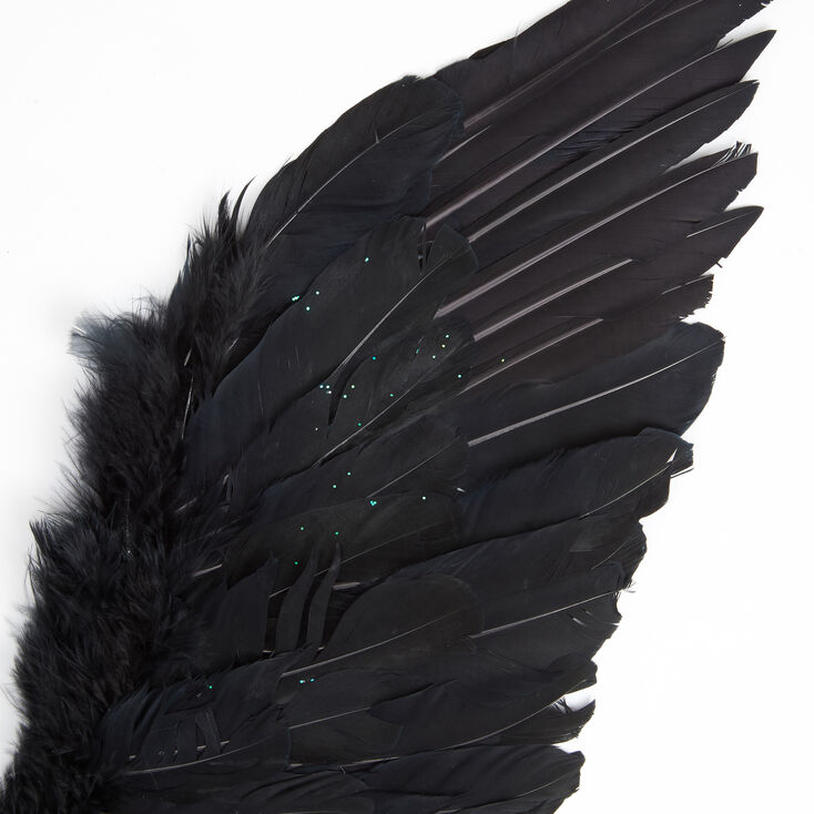 Angel Wings - Black,