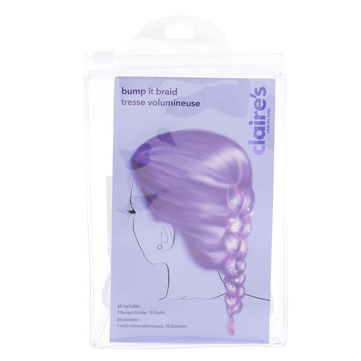 Bump It Braid Hair Tool Kit,