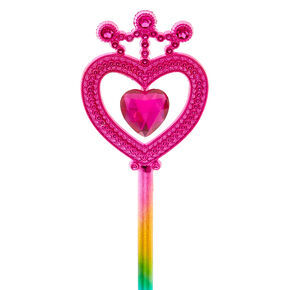 Claire's Club Rainbow Wand,