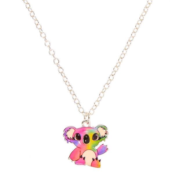 Claire's - kylie the koala pendant necklace - 1