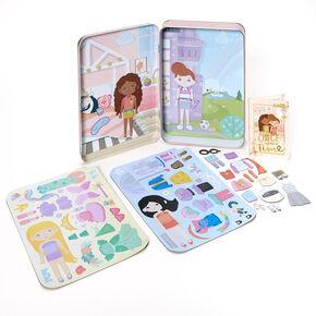 Story Magic™ Dress-Up Dolls Travel Playset,