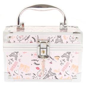 ab320c698 Paris Lock Box - Pink. $16.99 $10.19. 40% OFF. Hanging Jewelry Holder ...