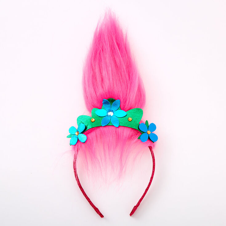 Trolls World Tour Poppy Headband - Pink,