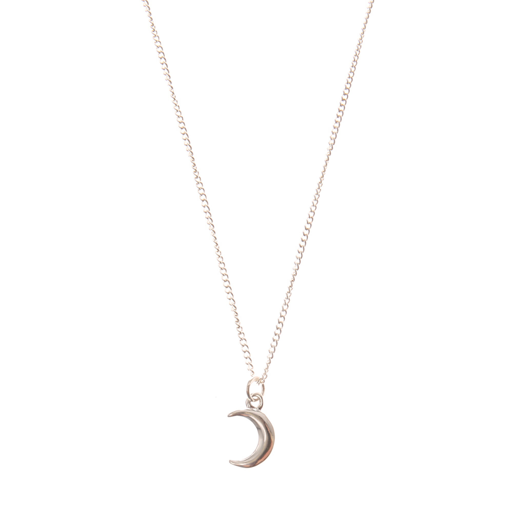 products jewelry inc half pendant new seaside necklace moon flaca