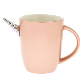 4a85e05f2d1 Metallic Unicorn Mug - Rose Gold