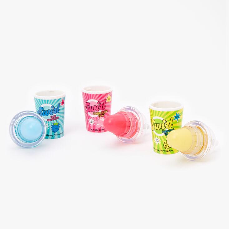 Slushie Cup Lip Balm Set - 3 Pack,
