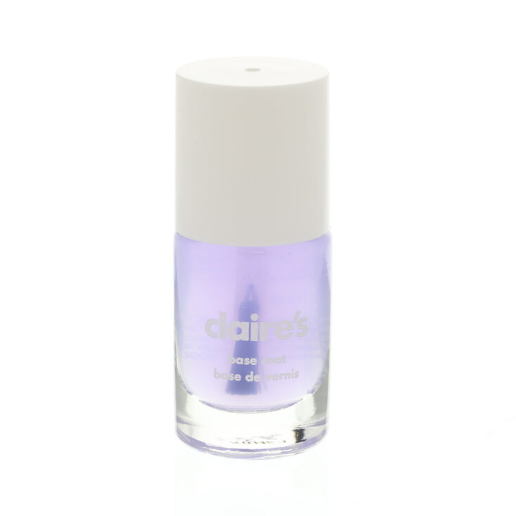 Clear Base Coat Nail Polish | Claire\'s