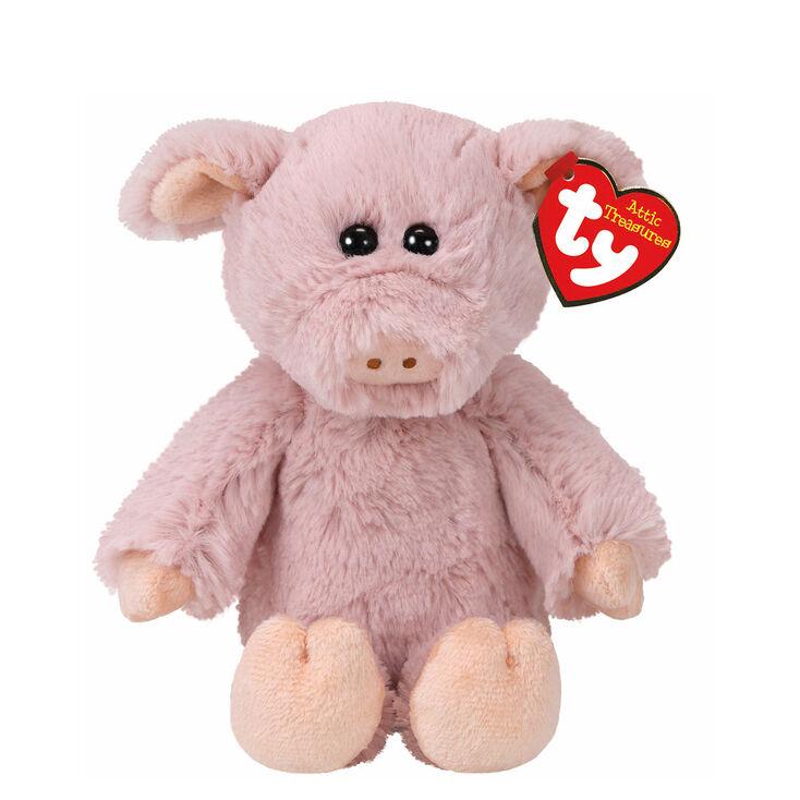 Ty Attic Treasures Small Otis The Pig Plush Toy Claire S Us