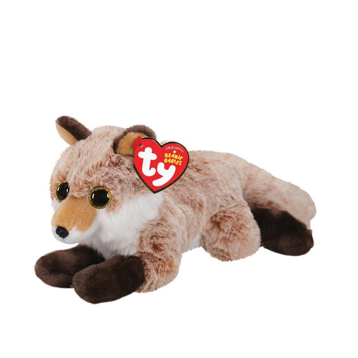 Ty Beanie Baby Small Fredrick the Fox Soft Toy,