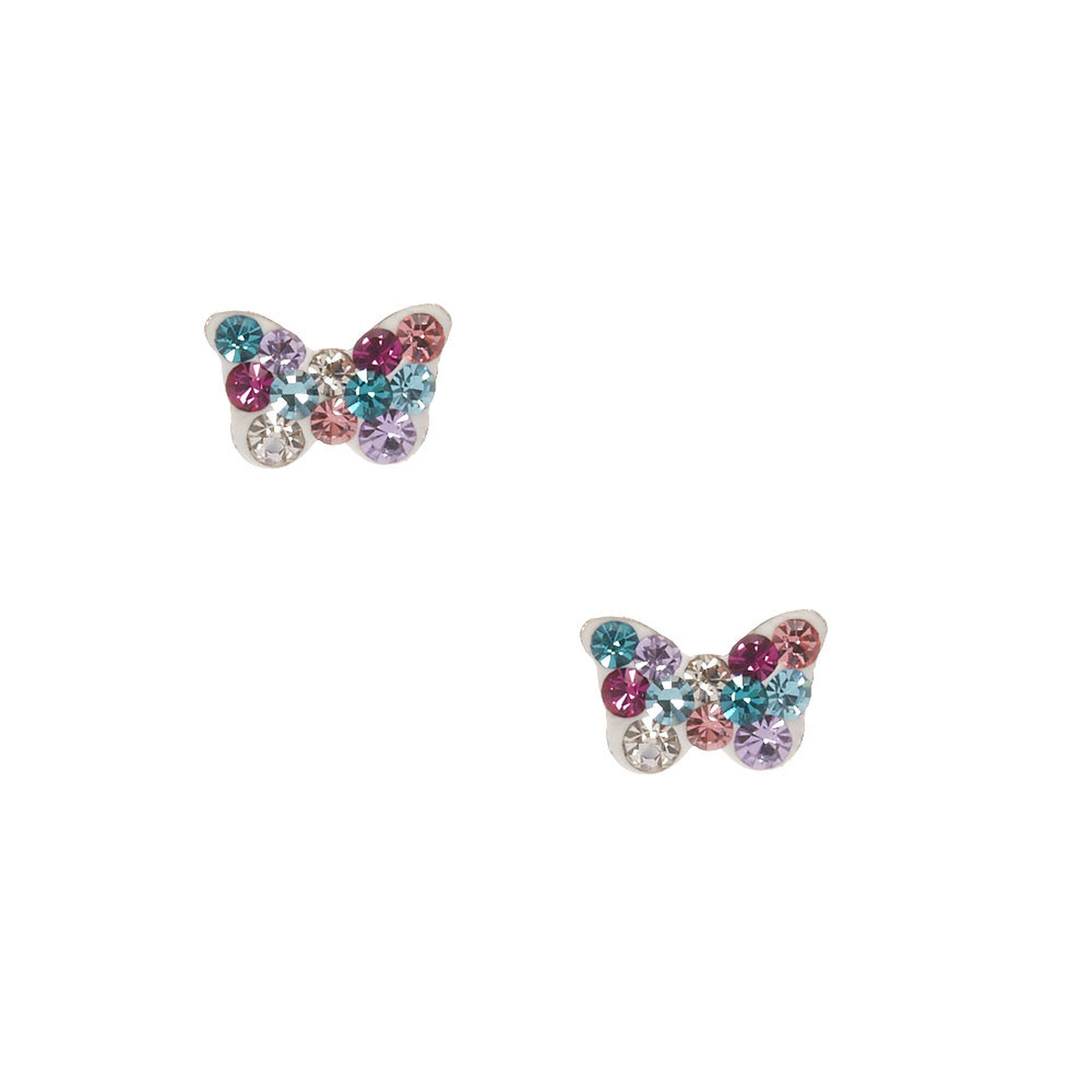 wing collections new stud bug index butterfly out earrings