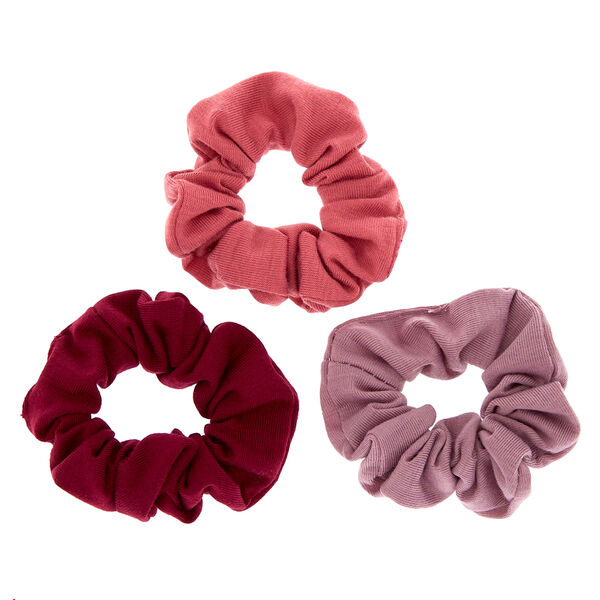 Claire's - very berry hair scrunchies - 1