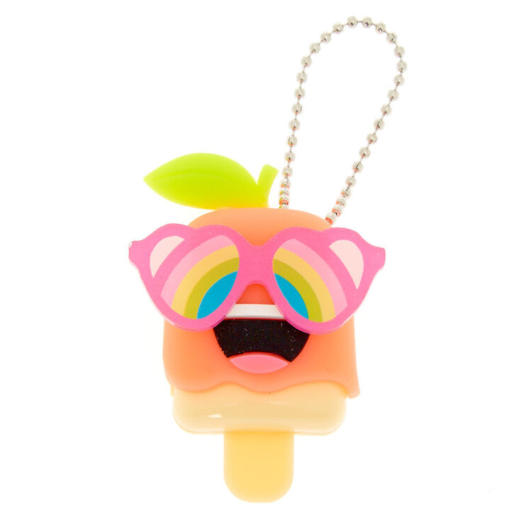 Pucker Pops™ Peach Flavoured Sunglasses Character