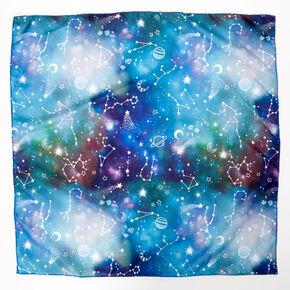 Celestial Galaxy Bandana Headwrap,