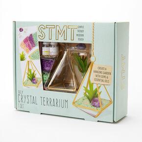 STMT™ D.I.Y. Crystal Terrarium Kit,