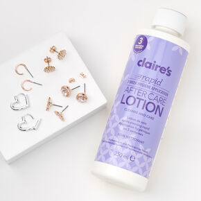 Ear Piercing Rapid™ 3 Week After Care Lotion,