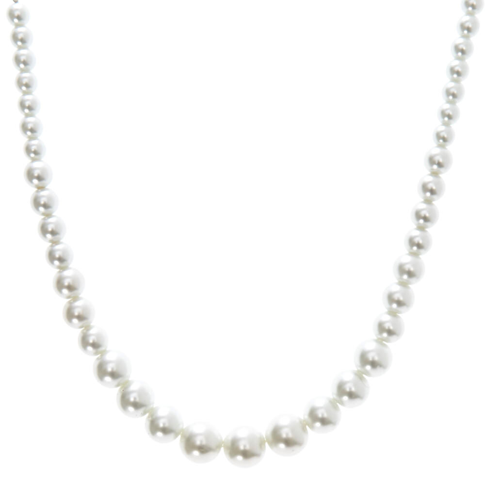 faux collier perle