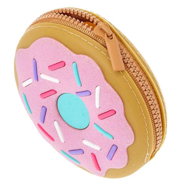 Claire's - vanilla scented donut coin purse - 2