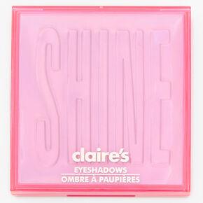 Shine Mini Eyeshadow Palette - Pinks,