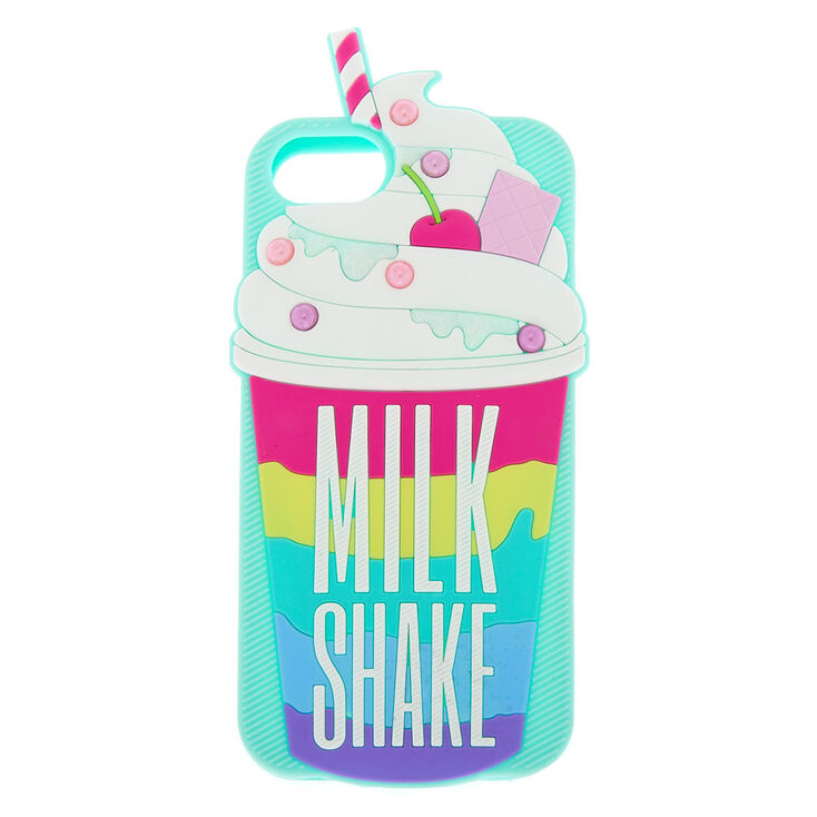 Mint Milkshake Phone Case - Fits iPhone 6/7/8/SE,