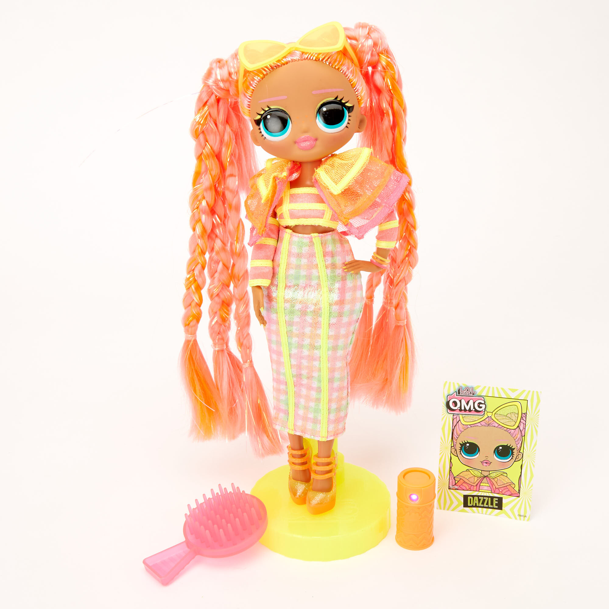 L.O.L. Surprise!™ O.M.G. Lights Doll - Styles May Vary ...