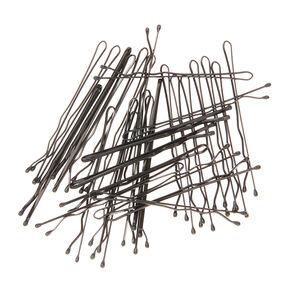 Lot de 30grandes épingle à cheveux noires,