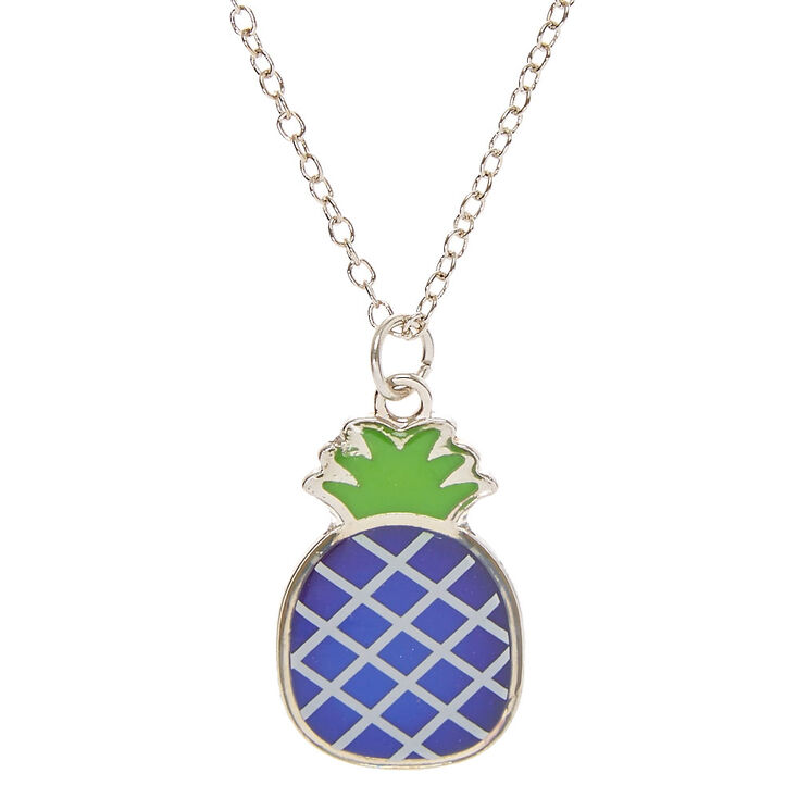 shop product myposhshop pendant necklace my by sliced posh original pineapple
