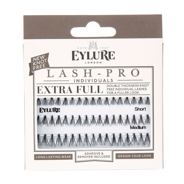 bda953a4343 Eylure Lash-Pro Extra Full Lashes | Claire's