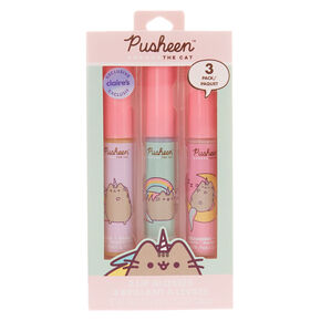 Pusheen® Lip Gloss – 3 Pack,
