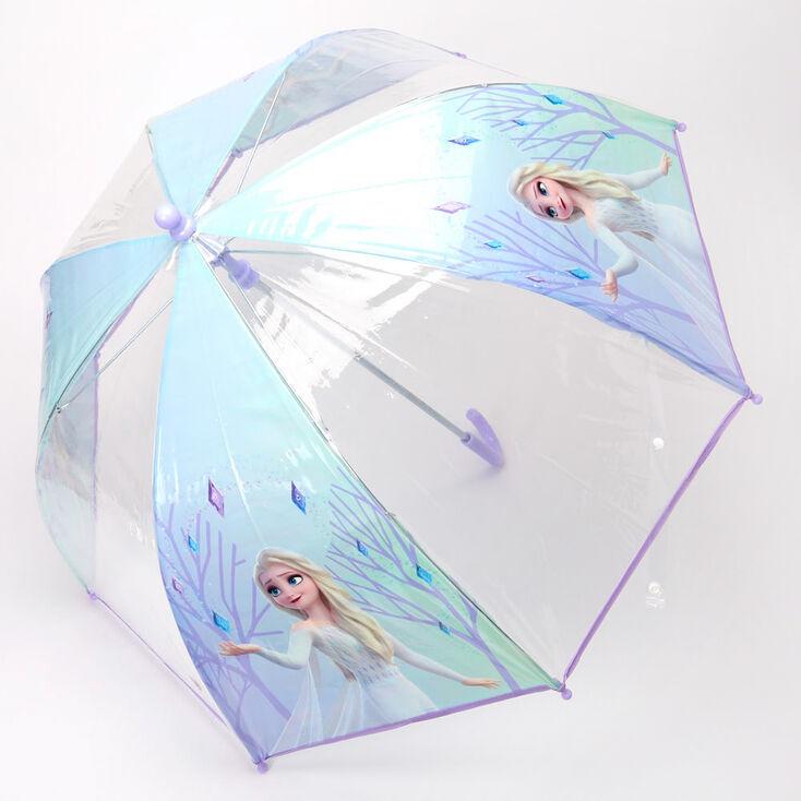 Parapluie Elsa La Reine des Neiges2 ©Disney - Violet,