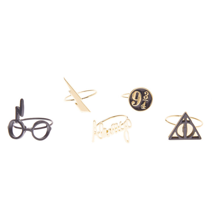 Harry Potter™ Ring Set - 5 Pack,
