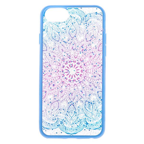 Claire's - ombre mandala phone case - 1