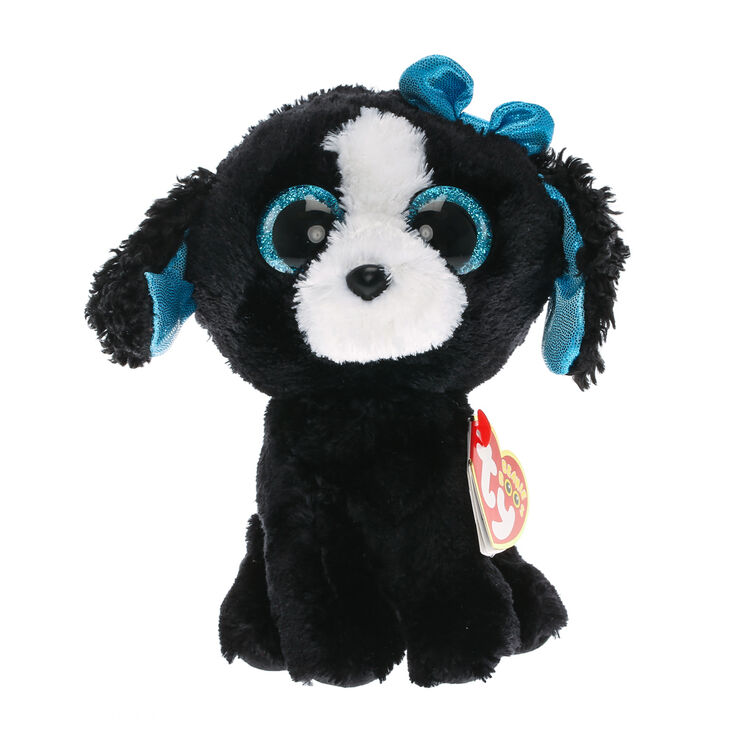 TY Beanie Boos Small Tracey the Dog Toy  a7b3f1174e20