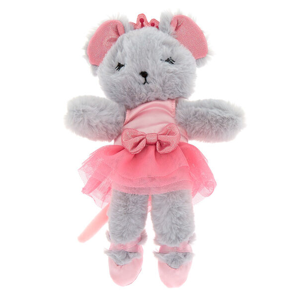 Claire's - clubsmall chloe the mouse soft toy - 1